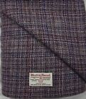 Harris Tweed Fabric & labels 100% wool Craft Material - various Sizes code dc22