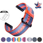 For Samsung Gear S3 Quick Release Nylon Watch Band Gear Sport Wrist Strap 20 22 image