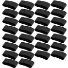 30x Black Memorial Armband Funeral Mourning Black Football Respect Adult