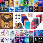 Universal Leather Stand Case Cover For Amazon Kindle Fire 7