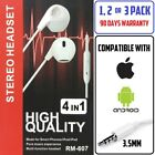Corpse-like Earphones Headphones with Microphone for iPhone & Samsung (iOs & Android)