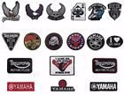 Top Quality Embroidered biker motorcycle iron on patch sew on badge £1.99 GBP on eBay