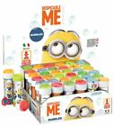Despicable Me Minions Bubble Blowing Tubs Childrens Party Bag Filler Toys