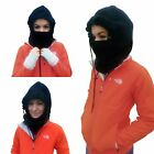 Unisex Winter Outdoor Thermal Fleece Ski Balaclava Full Face Neck Mask Cap Hat
