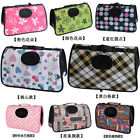 Pet handbag Breathable Outdoor Travel Bag Dog Carrier  For Small Dogs Cats