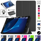 Leather Folding Smart Tablet Case For Samsung Galaxy Various New Book Tab Cover