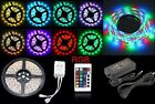 Vyser 5050 5M 10M LED Strip Light RGB Multi-Color TV Backlight Remote Kit <br/> Free Delivery, Premium Quality, Cheapest on eBay