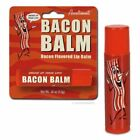 Accoutrements Bacon Flavored Lip Balm Chapstick Funny Humor Gag Gift New