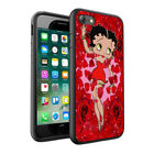 Betty Boop Printed Design Phone Case Skin Cover For Various Models 0011 $7.48 USD