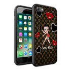 Betty Boop Printed Design Phone Case Skin Cover For Various Models 0016 $7.48 USD