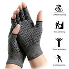 Arthritis Compression Gloves Hand Support Wrist Brace Therapeutic Relief Pain OB