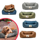 All Pet Solutions Dexter Dog Bed - Soft Waterproof Washable Hardwearing Basket