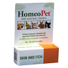 Homeopet Natural Homeopathic Remedy Pet Treatment Cat Dog Bird Small Animal