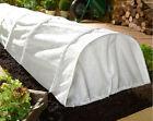 Fleece Grow Tunnel Protect from Insect Frost Sunburn Garden Allotment Plant Crop
