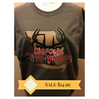 Missouri Bow Hunters Exclusive Gildan T-Shirt great for any Missouri Bow Hunter