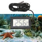 New Digital LCD Thermometer Aquarium Water Fish Tank Temperature Marine Sensor