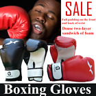 OUTAD Boxing Gloves Bag Focus Mitt Combo Kit Black Red Adult Men Women AU OW