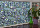 3D-Embossed-Textured-Stained-Glass-Decorative Frosted Window Privacy Vinyl Film