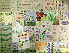 Внешний вид - Donna Dewberry One Stroke Painting  RTG Worksheet Flowers Winter Animals U PICK