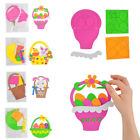 Easter Egg Basket Bag for Kids Bunny Bags Carry Eggs Candy G
