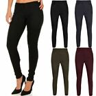 Womens Ladies Plus Size Wide Fi Skinny Stretch Jeans Jeggings Trousers Size New