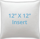 Dust mite resistant Down Alternative Insert Pillow Made in USA All Sizes