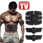 Abdominal Muscle Training Stimulator Toning EMS Belt Body Gym Fitness Gear ABS image