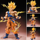 Dragon Ball Z Super Saiyan Son Goku PVC Action Figure DBZ Figurines Manga Toy UK