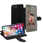 Betty Boop Printed PU Leather Stand Wallet Case for Apple iPhone Models - 0019 $23.21 CAD on eBay