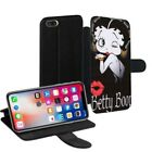 Betty Boop Printed PU Leather Stand Wallet Case for Samsung Galaxy Models - 0010 $23.3 AUD on eBay