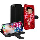 Betty Boop Printed PU Leather Stand Wallet Case for Samsung Galaxy Models - 0011 $23.21 CAD on eBay