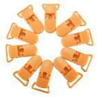 5/20pcs Baby Plastic Pacifier Clips Soother Dummy Bib Suspender Paci Toy Holder
