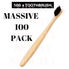 Charcoal Bamboo Toothbrush | Soft Medium Bristle  Carbon Hi Coco Smile