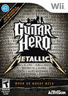 guitar hero metallica - Guitar Hero: Metallica (Nintendo Wii) - NEW