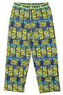 Boys Teenage Mutant Ninja Turtles TMNT Lounge Pants Pyjama Bottoms 3 to 12 Years