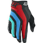Fox Airline Seca Adult Gloves Grey/Red SALE Motocross MX Genuine Fox product
