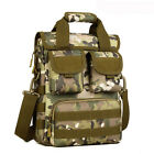 TACVASEN Tactical Bag Shoulder Backpack Handbag Camouflage Camping Hiking Travel