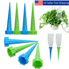 12x Automatic Watering Irrigation Spike Garden Plant Flower Water Drip Sprinkler