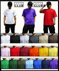 1 BIG SIZE 10XL PRO CLUB Heavy Weight Short Sleeves Plain T shirts Tee 10XL