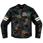 Icon 1000 Oildale Conscript Camo Textile Motorcycle Jacket