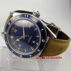 new 41mm sterile blue sapphire glass miyota 8215 Automatic waterproof mens Watch
