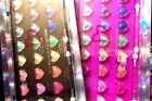 Large Simply Sweet HEART SHAPED EYE SHADOW 24 COLOR Multi 6X10 inch Palette NEW!