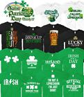 St Patricks Day T Shirt Ireland Irish Leprechaun Drunk Beer Paddy Funny Pub Top
