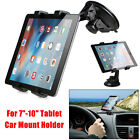 """360° Car Windshield Desk Mount Holder Stand For iPad Air/4/3/2 GPS Tablet 7""""-10"""""""