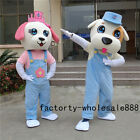 New year Dog Mascot Costume Adults size Fancy Dress Christmas party game outfits