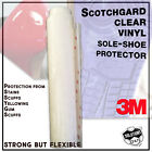 3M Clear Protection Bra Protector Film Shield Sole Sticker Decal Shoes Sneakers