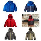 THE NORTH FACE TODDLER BOYS REVERSIBLE PERRITO JACKET RED BLUE 2T 3T 4T 5T 6T