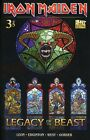 Iron Maiden Legacy of the Beast #3 (of 5) FC 32 pgs Variant Covers