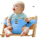 highchair harness straps