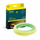 RIO GRAND MAXCAST FLOATING FLY LINE - PALE GREEN / YELLOW